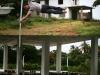 Half Mast/Full Mast (2010), Allora & Calzadilla (Photo: © 2011 Martin Bayer)