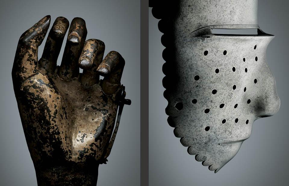 Prosthetic Hand / Visor