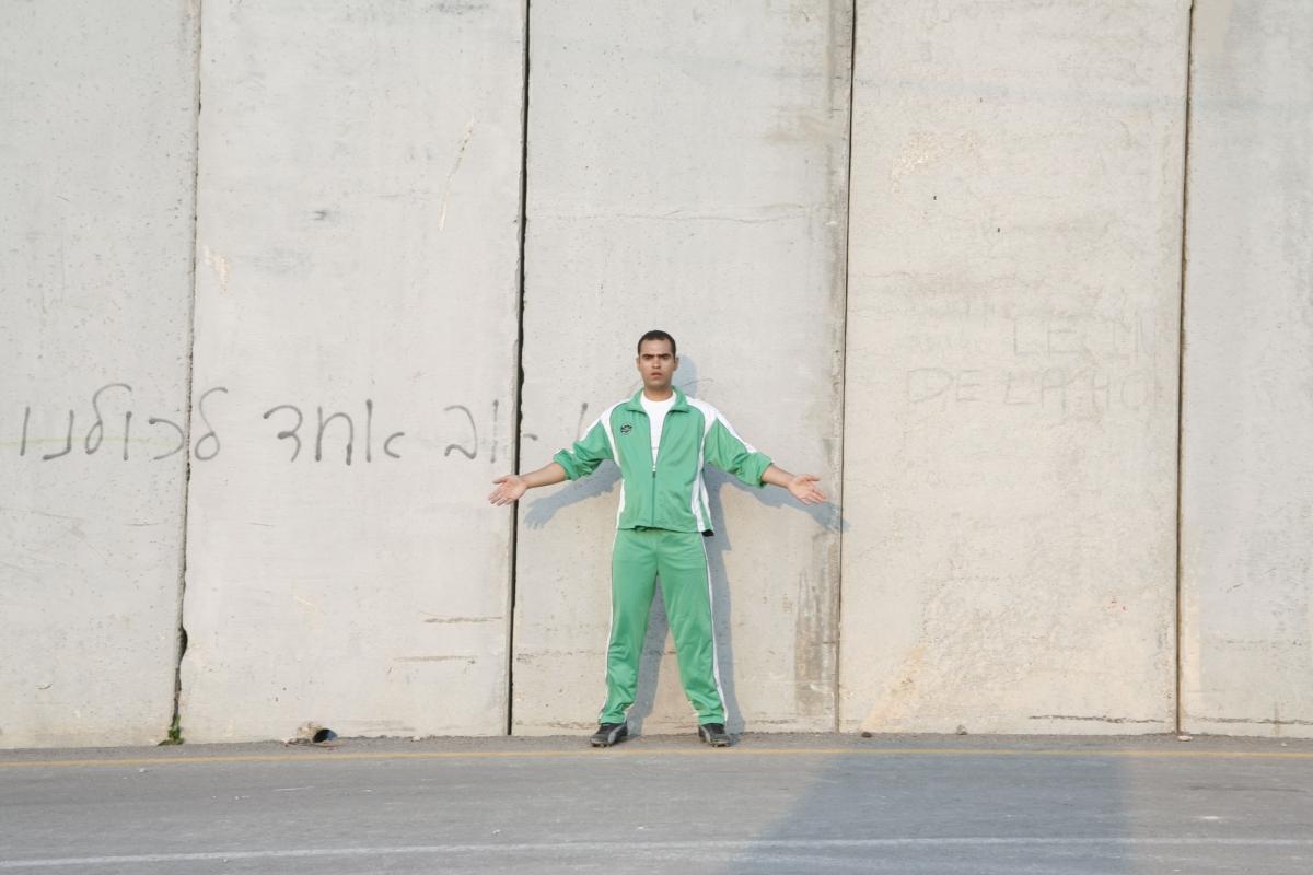 Tarek an der Grenze