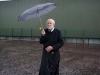 Gerry Reynolds, katholischer Priester, Bombay Street, West Belfast, 2011 (© Anne Schönharting / OSTKREUZ)