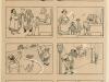 Thomas Theodor Heine, Ein Tag aus der Kindheit des serbischen Kronprinzen, 1909, Karikaturmuseum Wilhelm Busch