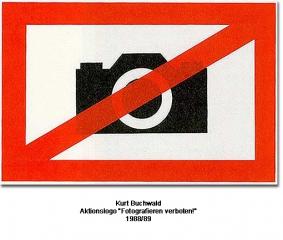 Kurt Buchwald: Fotografieren verboten!