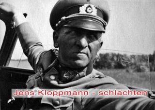 Jens Kloppmann: schlachten (invitation)