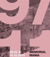 Memorial Mania Invitation