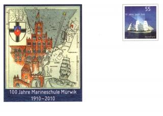 Naval Academy Mürwik Commemorative Envelope