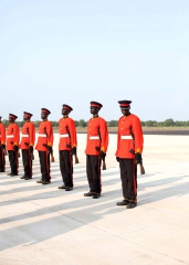 Nationalgarde, Südsudan 2012