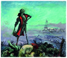 Georg Netzband: Der Sieger, 1939 (Dr. Gerhard Schneider, VG Bild-Kunst 2011)