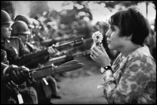 Washington, 1967. © Marc Riboud/Magnum Photos
