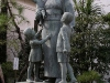 Statue of a mother